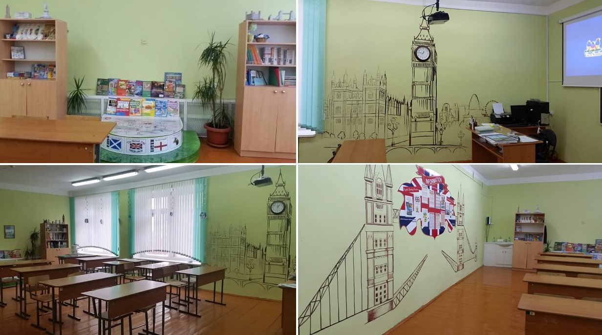 Идеи для кабинета английского языка своими руками 32
